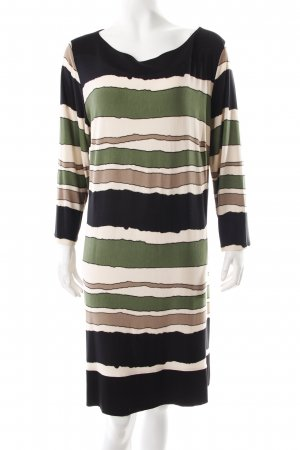 s.Oliver SELECTION Jerseykleid Streifenmuster Casual-Look