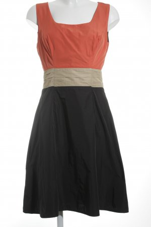 s.Oliver SELECTION Midikleid Colourblocking Business-Look