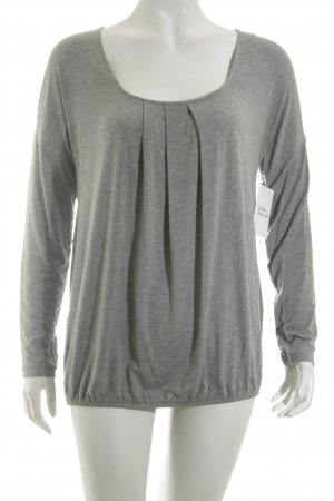 s.Oliver SELECTION Camisa gris look casual