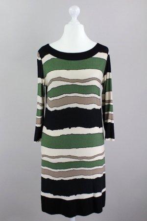 s.Oliver Selection Shirtkleid gestreift mehrfarbig Größe 40 1708440500497