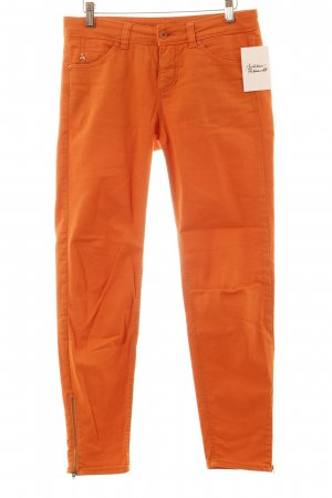 s.Oliver SELECTION Skinny Jeans orange Casual-Look