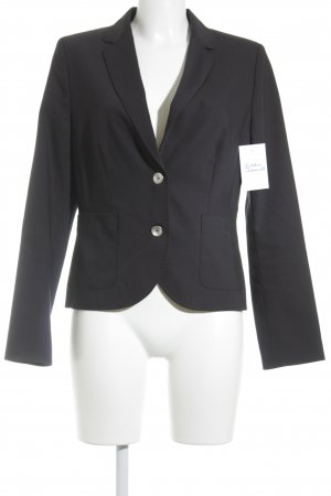 s.Oliver SELECTION Smoking-Blazer dunkelblau Business-Look