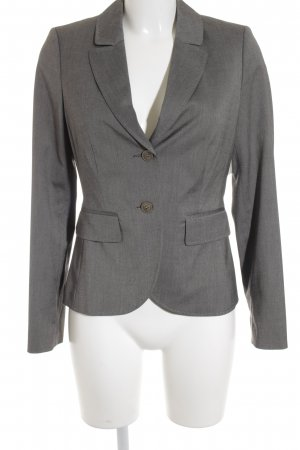 s.Oliver SELECTION Blazer smoking argento stile professionale
