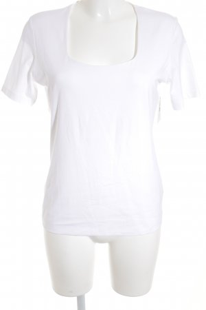 s.Oliver SELECTION T-Shirt weiß Casual-Look