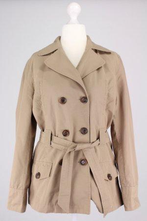 s.Oliver Selection Trenchcoat braun Größe 40