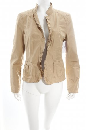 s.Oliver SELECTION Übergangsjacke beige Casual-Look