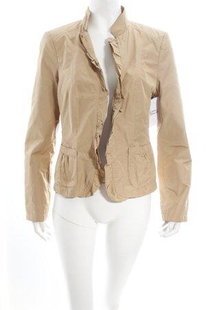 s.Oliver SELECTION Übergangsjacke beige Casual-Look