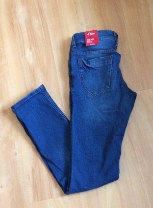 s. Oliver Shape Slim Jeans Hose Jeanshose Größe 36 neu mit Etikett