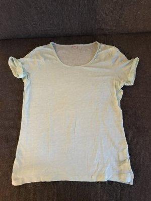 S.oliver Shirt grün Pullover
