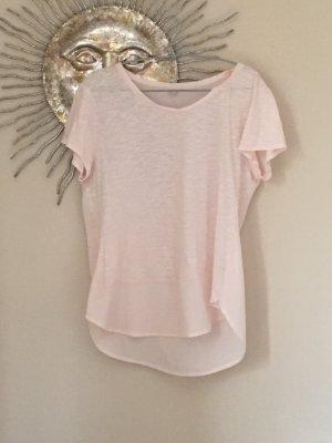 s.oliver Shirt luftig weit mit Seidenanteil
