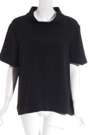 s.Oliver Shirt schwarz schlichter Stil