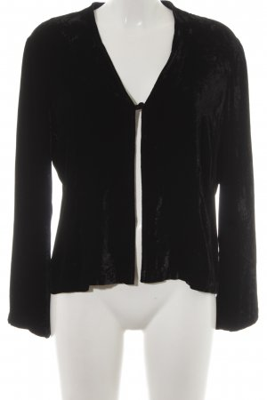 s.Oliver Shirtjacke schwarz Casual-Look