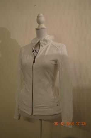 s.Oliver Veste chemise blanc