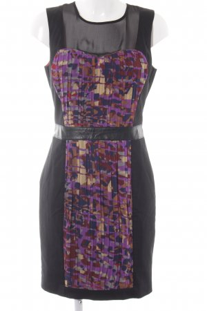 s.Oliver T-shirt jurk abstract patroon Jaren 90 stijl