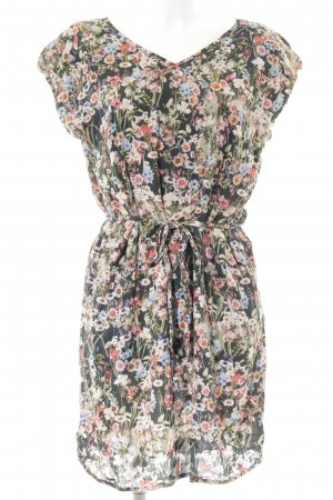 s.Oliver Shirtkleid florales Muster Casual-Look