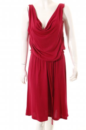 s.Oliver Shirtkleid himbeerrot Beach-Look