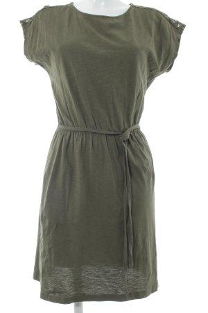 s.Oliver T-shirt jurk olijfgroen Geweldige look