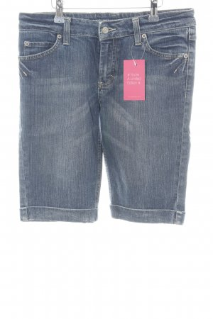 s.Oliver Shorts blau Casual-Look