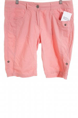 s.Oliver Shorts apricot Street-Fashion-Look