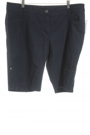 s.Oliver Shorts dunkelblau Casual-Look