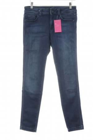 s.Oliver Skinny Jeans blau Casual-Look