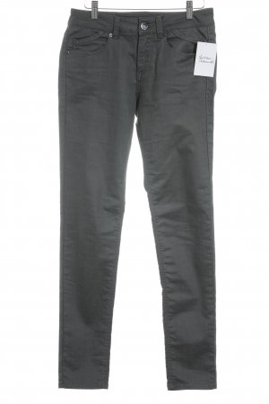 s.Oliver Skinny Jeans dunkelgrau Casual-Look