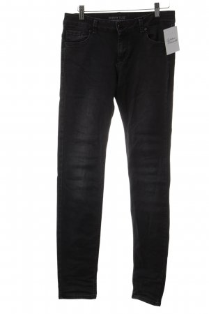 s.Oliver Skinny Jeans grau Casual-Look