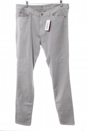 s.Oliver Skinny Jeans hellgrau Casual-Look