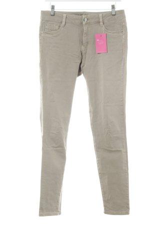"s.Oliver Skinny Jeans ""Sienna"" graubraun"