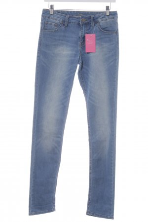s.Oliver Skinny Jeans stahlblau Casual-Look