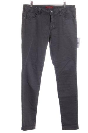 s.Oliver Skinny Jeans taupe Jeans-Optik