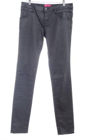 s.Oliver Skinny Jeans taupe schlichter Stil