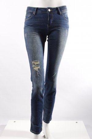 s.Oliver Skinny Jeans Used Look