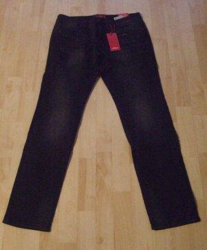 s. Oliver Slim Fit Jeans -schwarz - NEU