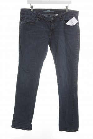 s.Oliver Slim Jeans dunkelblau Casual-Look