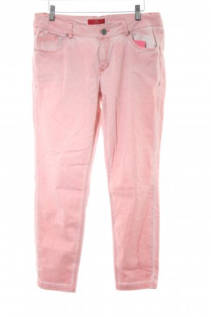 s.Oliver Slim Jeans rosa Casual-Look