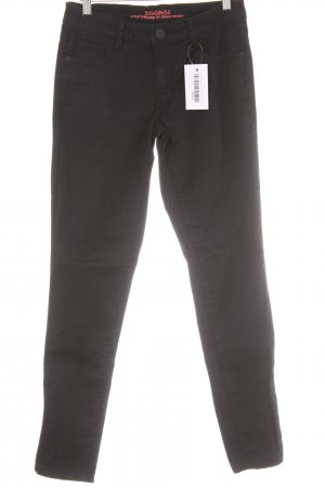 s.Oliver Slim Jeans schwarz Casual-Look