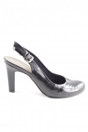s.Oliver Slingback Pumps black casual look