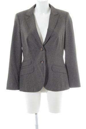 s.Oliver Blazer de esmoquin marrón grisáceo-gris antracita look casual