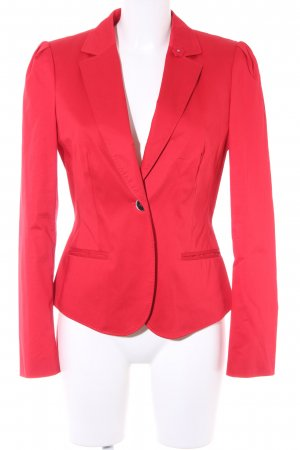 s.Oliver Blazer de esmoquin rojo estilo «business»
