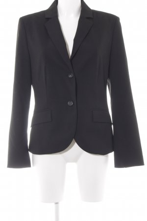 s.Oliver Smoking-Blazer schwarz-grau Business-Look