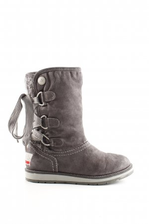 reputable site 73b69 74d99 s.Oliver Snow Boots brown casual look