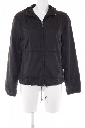 s.Oliver Chaqueta softshell negro look casual