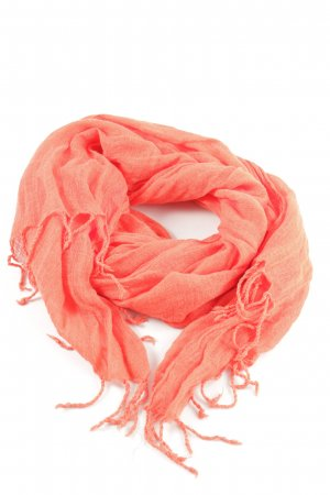 s.Oliver Chal veraniego naranja claro look casual