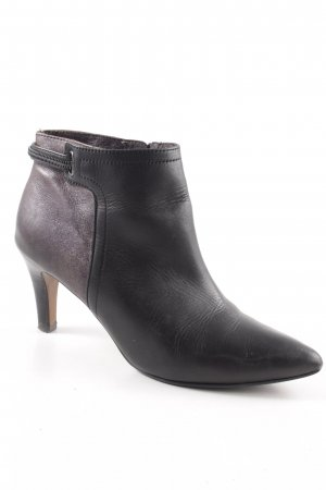 s.Oliver Spitz-Pumps schwarz Casual-Look