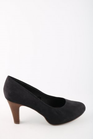 s.Oliver Pointed Toe Pumps black casual look