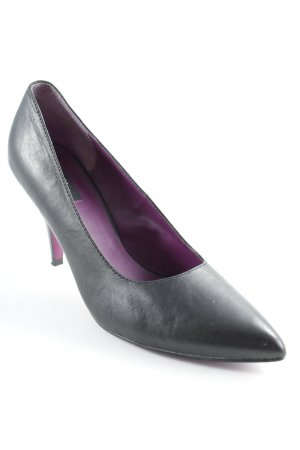 s.Oliver Pointed Toe Pumps black elegant