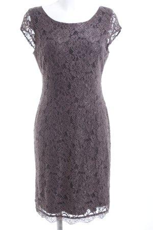 s.Oliver Lace Dress lilac elegant