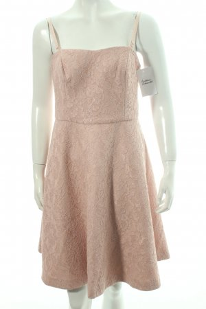 s.Oliver Spitzenkleid rosé Eleganz-Look