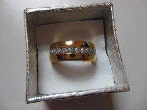 Anastacia by s.Oliver Gouden ring camel-beige